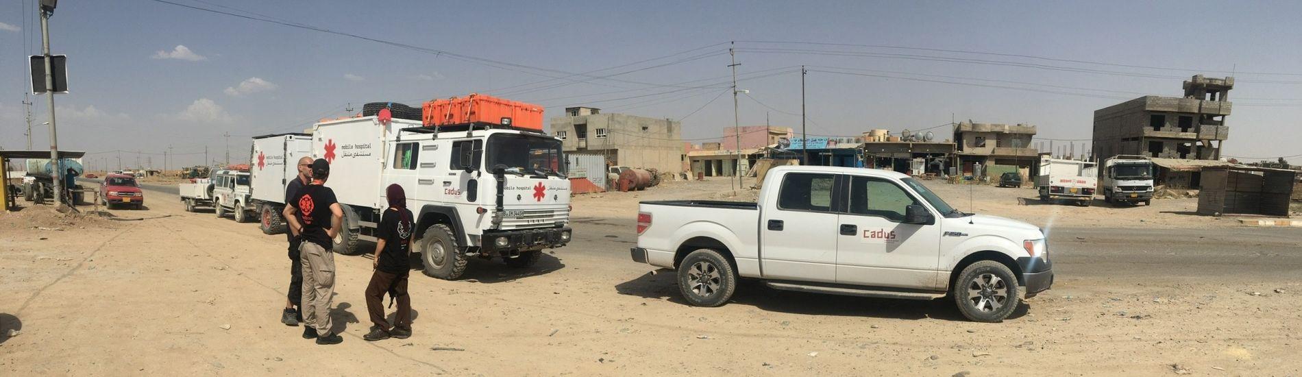 SonoSite in Iraq