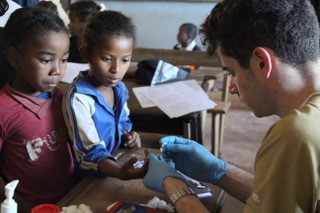 iViz investigating schistosomiasis in madagascar