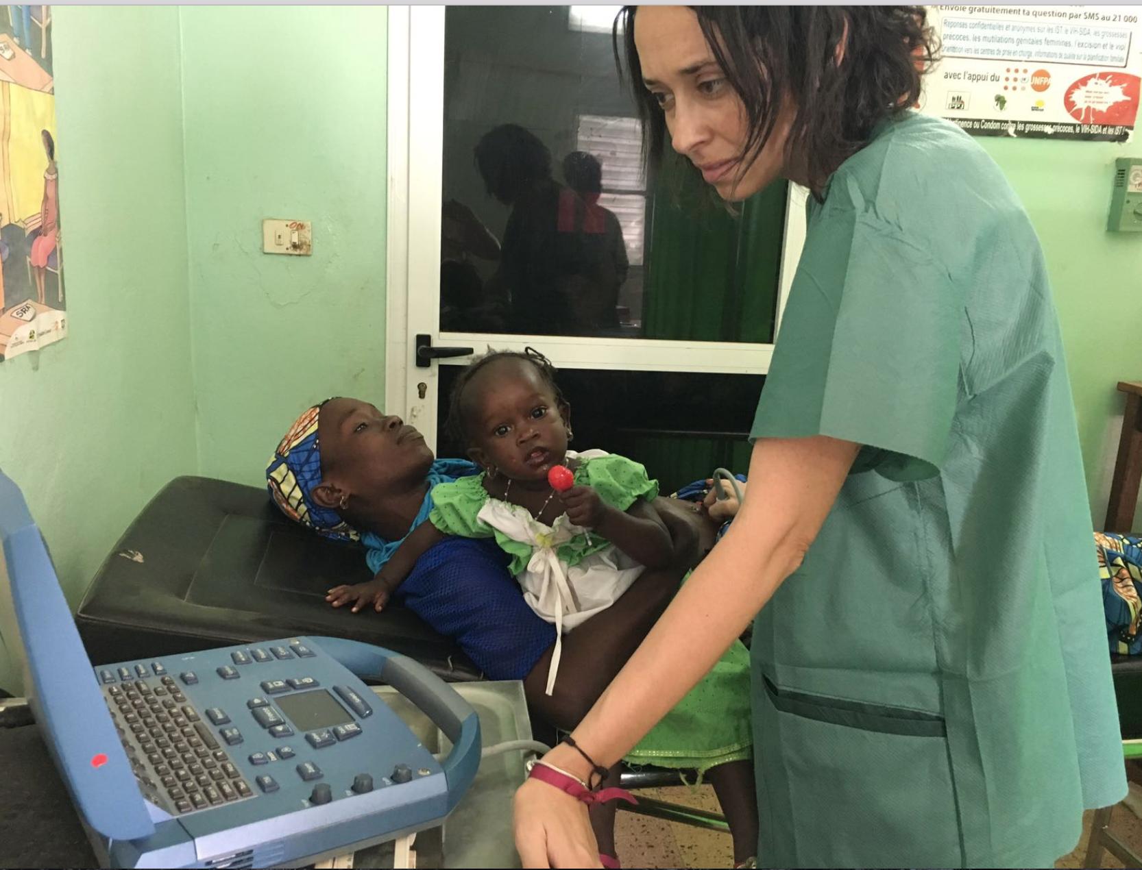 PANISH NGO CIRUGÍA SOLIDARIA USES M-TURBO IN KENYAN HEALTH MISSION