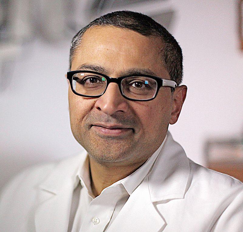Image of Dr. Diku Mandavia