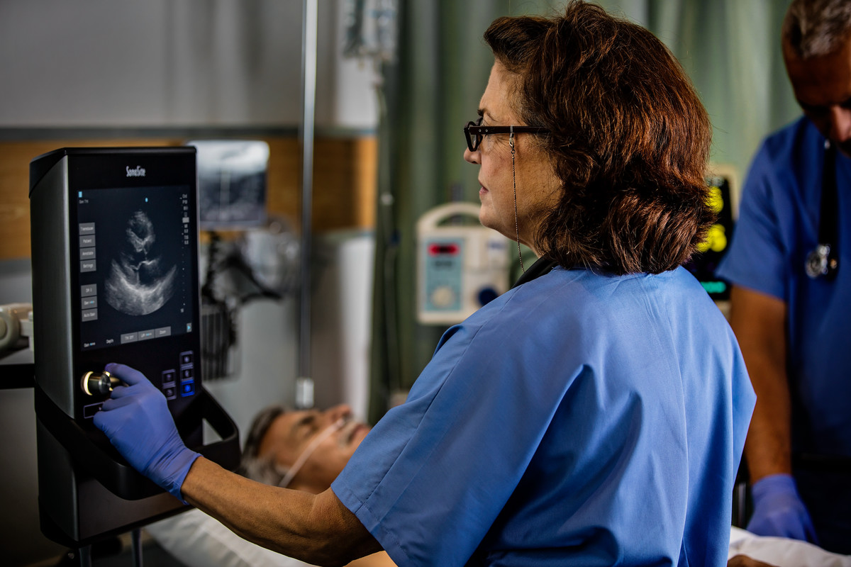 SonoSite Ultrasound Machines for Cardiology