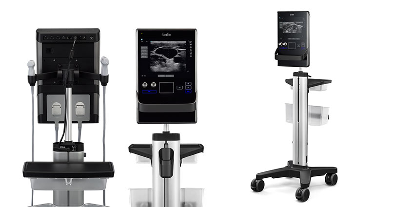 SonoSite SII ultrasound system