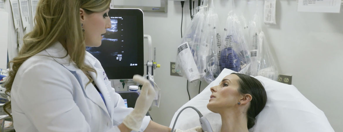 Point-of-Care Ultrasound and Women's Health