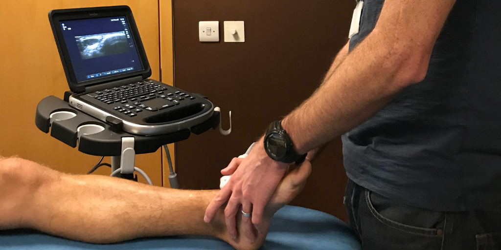 SonoSite ultrasound: Keeping players on the field with ultrasound
