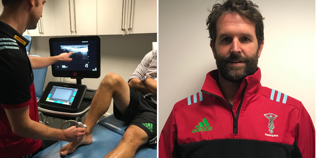 SonoSite blog: Sports medicine and keeping players on the field