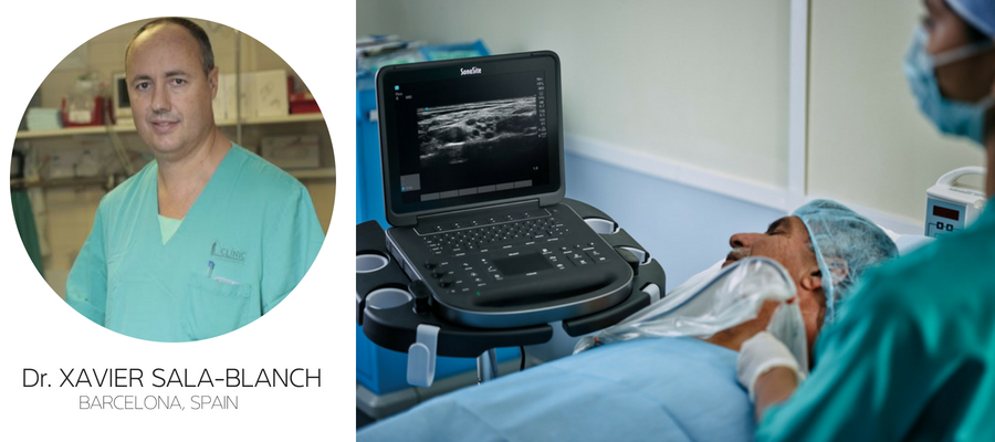 SonoSite POCUS Profile: Dr. Xavier Sala-Blanch