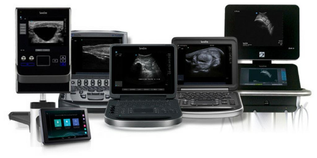 SonoSite portable ultrasound systems