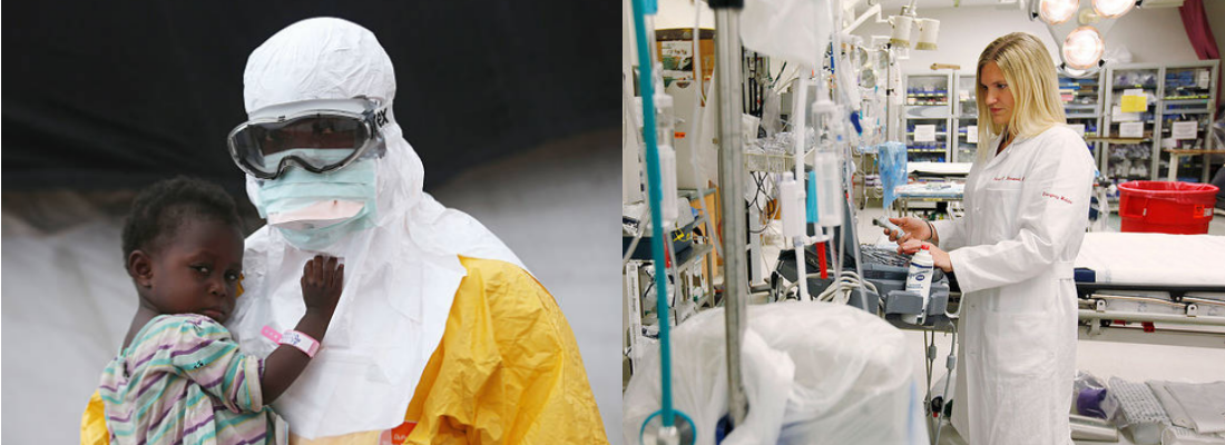 SonoSite blog: Using Ultrasound for Ebola Investigation