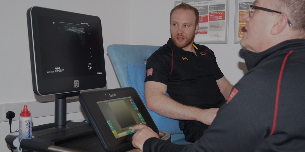 Dr Mark Ridgewell describes how point-of-care ultrasound has become increasingly important in sports and exercise medicine in recent years.