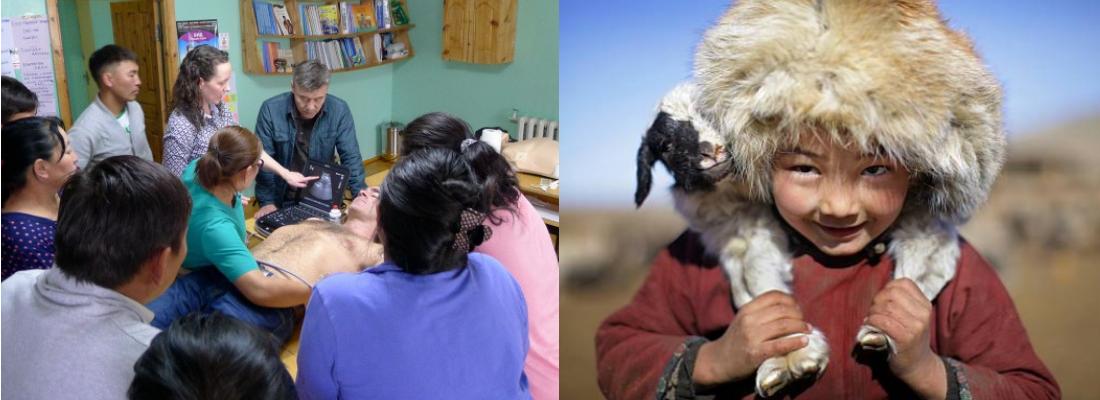 SonoSite blog: Ultrasound in Mongolia
