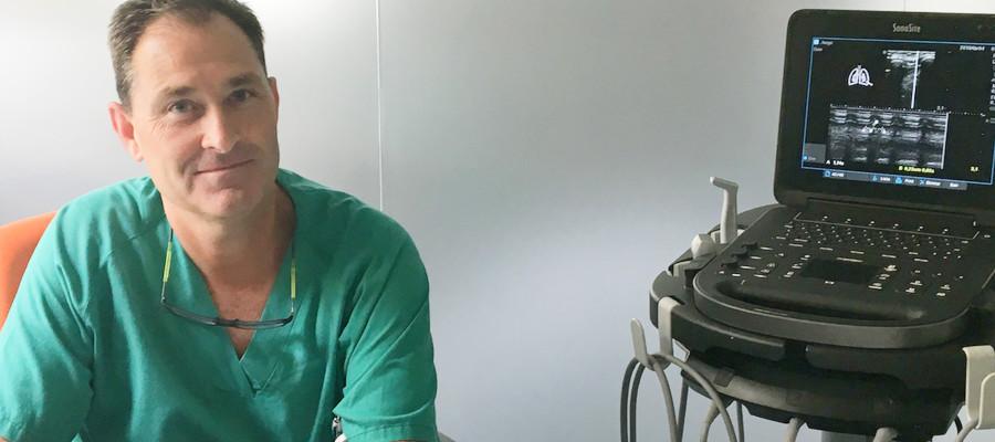 Sonosite POCUS Profile: Dr. José Luis Vázquez Martínez