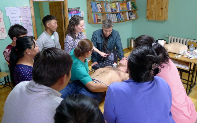 Ultrasound educator Ingrid Yuile took her training skills to the steppes of Mongolia and found a country of beauty and complexity. This is her story.