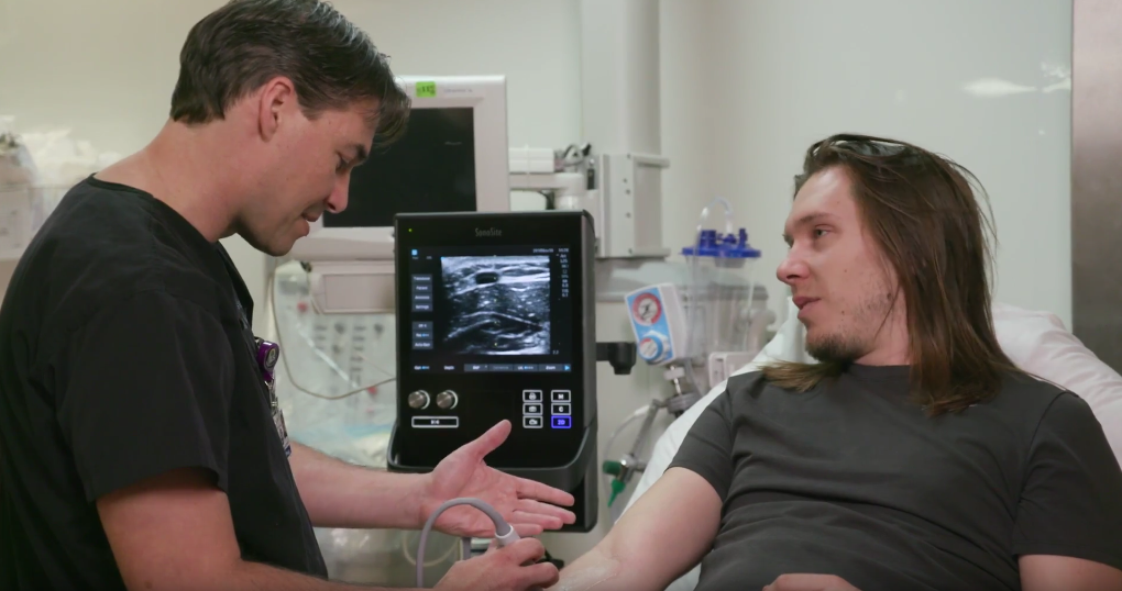 St. Joseph's improves patient care and reduces costs with ultrasound-guided vascular access