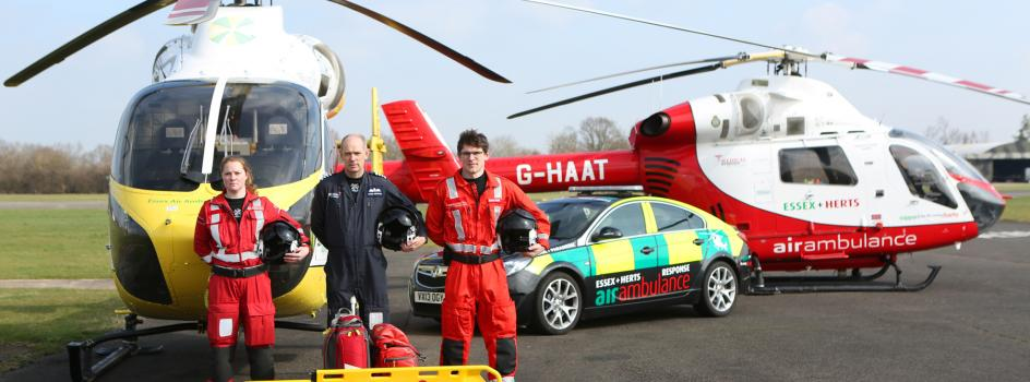 Emergency Med, Paramedic, Air Ambulance