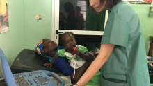 PANISH NGO CIRUGÍA SOLIDARIA USES M-TURBO IN KENYAN HEALTH MISSION
