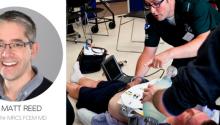 SonoSite POCUS Profile: Dr. Matt Reed