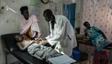 SonoSite blog: Doctors Without Borders in Sudan
