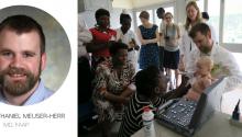 SonoSite POCUS Profile: Dr. Meuser-Herr