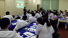Spreading point-of-care ultrasound in the Philippines