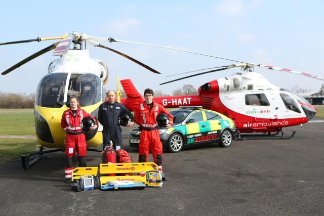 Emergency Med, Paramedic, Air Ambulance