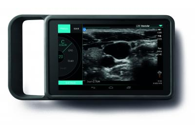 Handheld Ultrasound Machine
